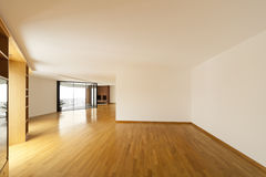 Interior, empty room Royalty Free Stock Image