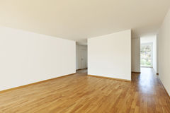 Interior, empty room royalty free stock photography