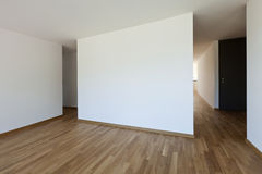 Interior, empty room stock photography