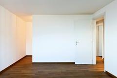 Interior, empty room, Royalty Free Stock Photo
