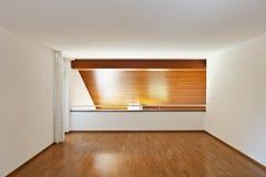 Interior, empty room Stock Photography