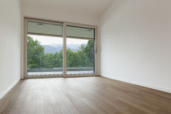 Interior, empty room Royalty Free Stock Image