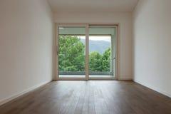 Interior, empty room Stock Photos