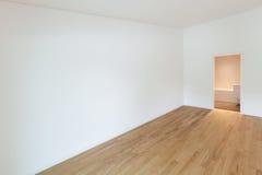 Interior, empty room Stock Images