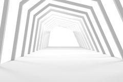 Interior Empty Structure Royalty Free Stock Images