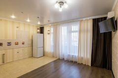 empty studio apartments. Interior of an empty studio apartment Royalty Free Stock Photography Small Empty Apartment Photos  1 226 Images