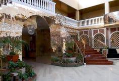 Interior en el estilo de Oriente foto de archivo