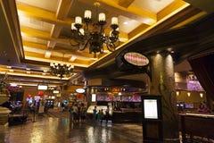 Interior en Las Vegas, nanovoltio del centro turístico del rancho del valle verde el 20 de agosto Imagen de archivo