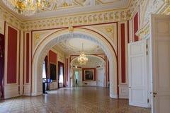 Interior of Engineer's Castle (Mikhailovsky Castle), Saint-Peter Stock Images