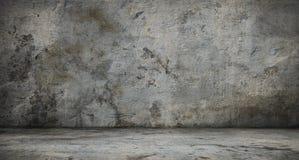 Interior escuro do grunge Imagem de Stock