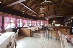 Interior ethnic restaurants Royalty Free Stock Photography