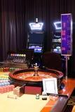 Interior of european casino Royalty Free Stock Images