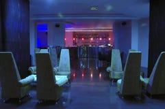 interior för 11 hotell fotografering för bildbyråer