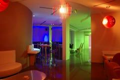 interior för 5 hotell royaltyfri foto