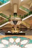 Interior of fancy building Stock Photos