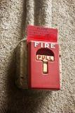 Interior Fire Alarm Royalty Free Stock Image