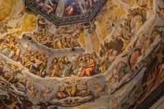 Interior Florence Duomo Stock Photography