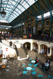 Interior of former vegetable market in Covent Garden Stock Images