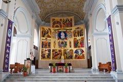 Francisco Xavier Church Royalty Free Stock Photos