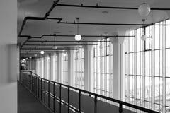Interior funcionalista Fotografía de archivo