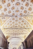 Interior of gallery of the Vatican Museum in the Vatican City, R Royalty Free Stock Photos