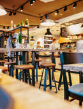 Interior of german Cafe royalty free stock photo