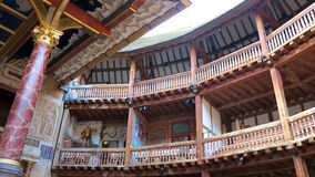Globe theatre Royalty Free Stock Images