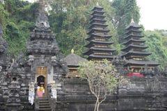 Goa Lawah Bat Cave temple, Bali, Indonesia Stock Photography