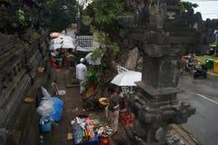 Goa Lawah Bat Cave temple, Bali, Indonesia Stock Photos