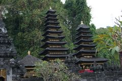 Goa Lawah Bat Cave temple, Bali, Indonesia Royalty Free Stock Photo