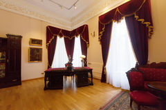 Interior of The Governor's house in Yaroslavl. Russia Royalty Free Stock Image