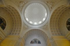 Interior of Grant's Tomb in New York City Stock Images