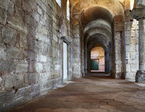 The interior of Hagia Irene (Saint Irene), Istanbul Stock Photography