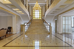 The interior of the hall royalty free stock image