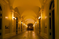 Interior Hall Way California State Capitol Building Royalty Free Stock Photography
