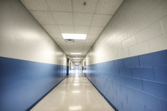 Interior of Hallway Royalty Free Stock Photography