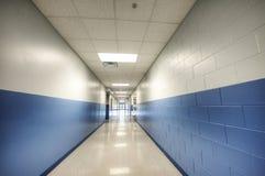 Interior of Hallway Royalty Free Stock Photography