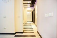 Interior hallway Stock Images