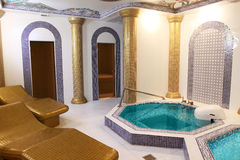 Interior Hamam Royalty Free Stock Photos