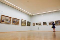 Interior of  Hermitage Royalty Free Stock Photo