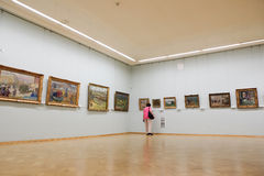 Interior of  Hermitage Royalty Free Stock Photos