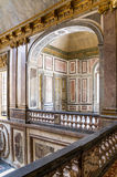 Interior hermoso en el palacio de Versalles Imágenes de archivo libres de regalías