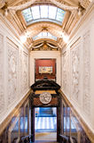 Interior of historical building Royalty Free Stock Photography