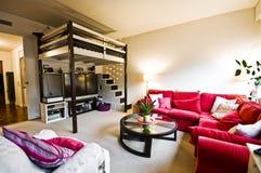 Interior Home fotografia de stock