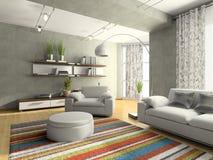 Interior Home Ilustração do Vetor