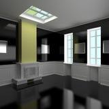 Interior Home bonito Fotografia de Stock