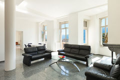 Interior home, living room Royalty Free Stock Photography