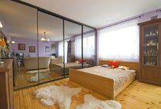 Interior home moderno Imagens de Stock