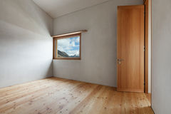 Interior home, room view Royalty Free Stock Photos