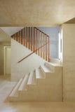 Interior home, staircase Royalty Free Stock Photos